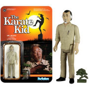 ReAction Karate Kid Mr. Miyagi 3 3/4 Inch Action Figure