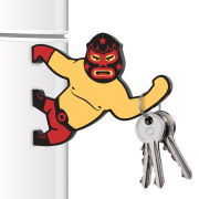 Lucha Keybre - Magnetic Keyholder and Bottle Opener