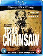 Texas Chainsaw 3D (Includes 2D Version)