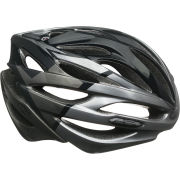 Bell Array Cycling Helmet - Black/Titanium- 2014