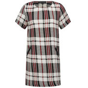 Girls On Film Women's Tartan Tunic Dress - Multi