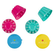 Happy Jackson Jelly Mould - Set of 6