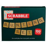 Scrabble Bunting Set