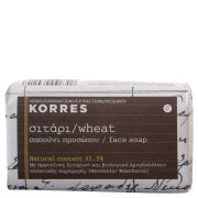 Korres Wheat Soap 125g