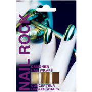Rock Cosmetics Nail Rock - Metallic Gold