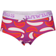 Bawbags Women's Psycho Short Cut Brief