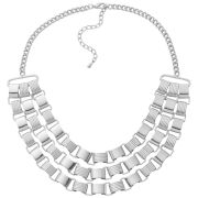 Vero Moda Women's Henriette Necklace - Silver