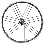 Campagnolo Shamal Ultra Two Way Clincher Wheelset - Black/Grey