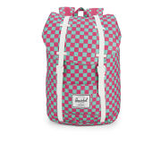 Herschel Retreat Backpack - Salmon Picnic/White Rubber