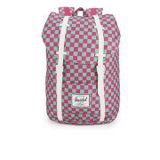 Herschel Retreat Backpack - Salmon Picnic/White Rubber