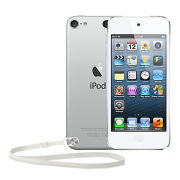 Apple iPod Touch 64GB (5th Gen) - White and Silver