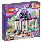 LEGO Friends: Heartlake Kapsalon (41093)