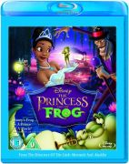 The Princess and the Frog (Single Disc)