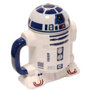 Star Wars R2-D2 3D Mug