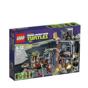 LEGO Ninja Turtles: Turtle Lair Attack (79103)