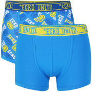 Ecko Men's 2-Pack Boxers - Blue