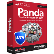Panda 2014 Global Protection (3 User/License, 1 Year)