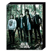 Bring Me The Horizon Trees - 40 x 30cm Canvas