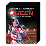 Queen Hungarian Rhapsody - 50 x 40cm Canvas