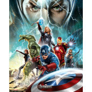 The Avengers Power - Mini Poster - 40 x 50cm