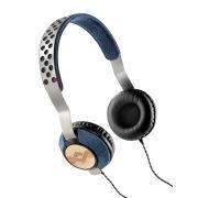 The House of Marley Liberate Headphones - Denim