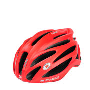 Ranking Feather Cycle Helmet - Matt Red