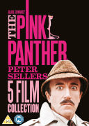 Pink Panther Boxset (Peter Sellers Artwork)