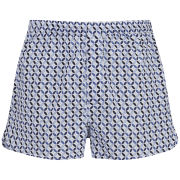 Derek Rose Men's Nelson 47 Modern Fit Boxers - French