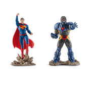 Schleich Scenery Pack Superman Vs. Darkseid Figure