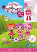 Adventures in LalaLoopsy Land: The Search for Pillow (Including Mini-Pillow Doll) - Limited Edition