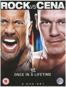 The Rock Vs Cena: Once in a Lifetime