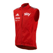 adidas British Cycling Team Gilet - 2013