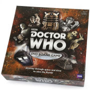 Dr Who 50th Anniversary DVD Board Game