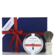Murdock London Traditional Gift Box: Shave Cream & Badger Brush