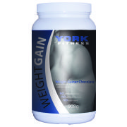 York York Weight Gain 908g Weight Gain Shake Powder