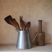 Nkuku Renu Jug - Antique Grey