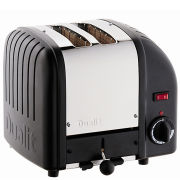Dualit Classic Vario 2 Slot Toaster Black