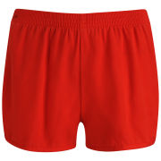 Lacoste L!ve Women's Shorts - Etna Red