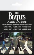 The Beatles Abbey Road - Card Holder