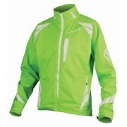 Endura Luminite II Jacket - Hi Vis Green