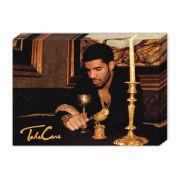 Drake Take Care - 40 x 30cm Canvas