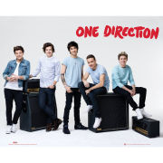 One Direction Amps - Mini Poster - 40 x 50cm