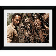 The Walking Dead The Dead - 30 x 40cm Collector Print