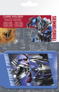 Transformers 4 Optimus Prime - Card Holder