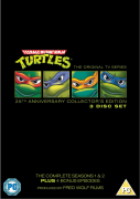 Teenage Mutant Ninja Turtles 25th Anniversary - Speciale Editie
