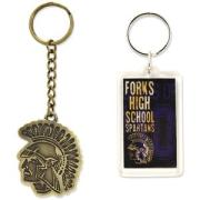 Twilight New Moon Key Chain Set - Forks High