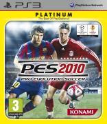 Pro Evolution Soccer (PES) 2010 Platinum