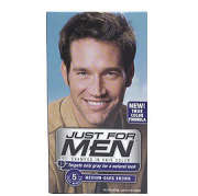 Just for Men Shampoo-in Hair Colour Medium Dark Brown