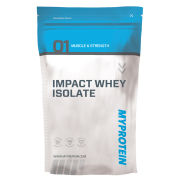 Impact Whey Isolate Undenatured Whey Protein Isolate