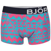 Bjorn Borg Men's Sketchbook Boxer Shorts - Bluebird